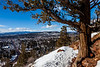 Snowy Pilot Butte