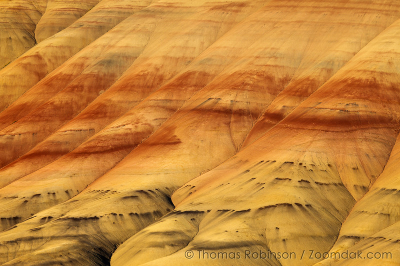 Painted Hills - Oregon Travel