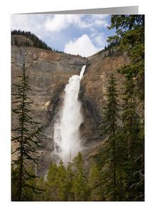 Takakkaw Falls Canada
