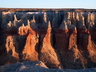 Sunrise Coal Mine Canyon, 3rd Mesa