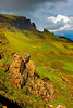 The Back Side of the Old Man of Storr; Isle of Skye, Scotland