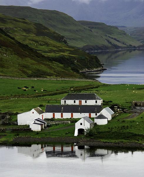 Sheep Farm, Isle of Skye, Scotland