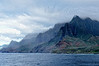 Na Pali Coast From Boat; Kauai, Hawaii