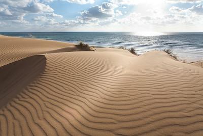 CAD20160 - Dune sulla costa africana
