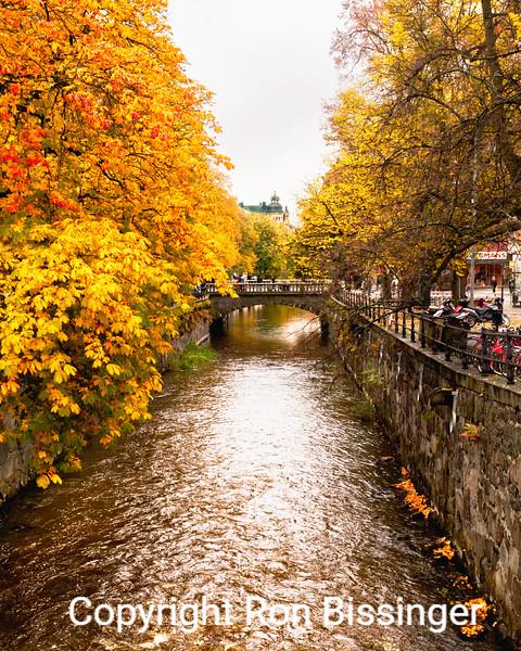 Uppsala Fyris River