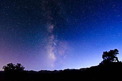 Blue Hour Milkyway