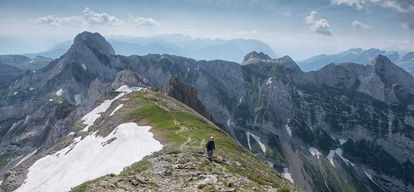 Lisengrat Ridge