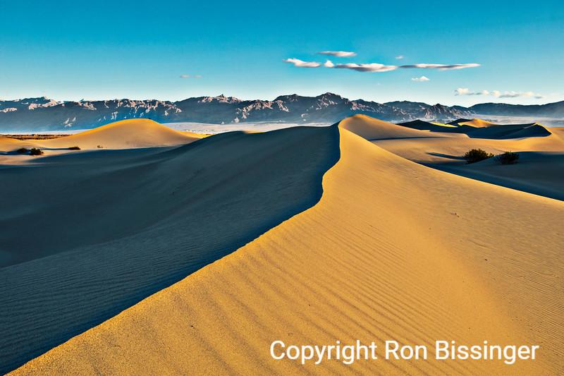 Mesquite Flat Dunes Sunrise