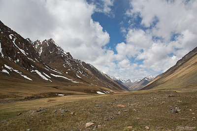 May Saz Valley, Kirgizistan