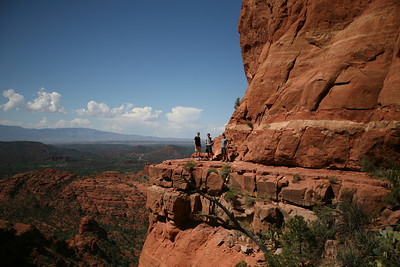 Cathedral Rock Trail at Sedona