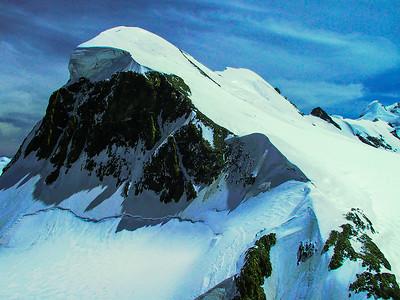 Zermatt peak, CH