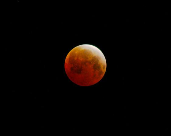 Blood Moon 04/04/2015