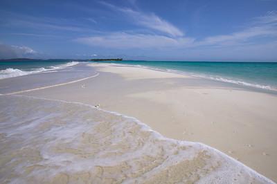 CAV12435 - Lingua di spiaggia in Madagascar
