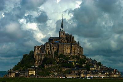 Mont St. Michelle, FR
