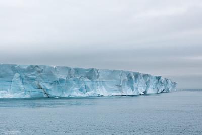 Bråsvellbreen, Austfonna. Svalbard