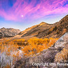 Eastern Sierra Moonset