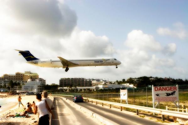 What a sight!  Taken in St. Maarten (June 2009).