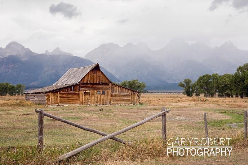 John Moulton Barn
