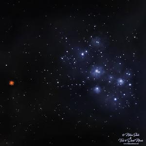 Mars Pleiades Conjuncture TN045735