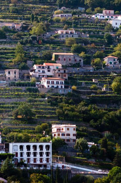 Ravello, above the Amalfi Coast, Italy