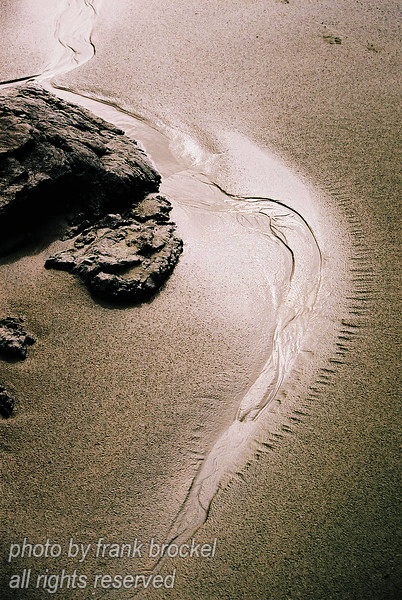 Rivers in the Sand III