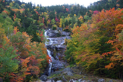 NH fall color