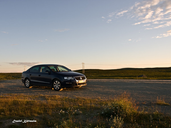 Maybe I should start making advertising pictures... buy the not so very new Passat from me ;)<br /> Sorry, it is already sold ;)