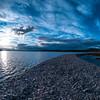 Svegssjön before sunset