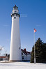 Wind Point Lighthouse, Racine, Wisconsin, USA
