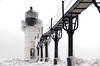 St. Joseph North Pierhead Lighthouse, Outer Light