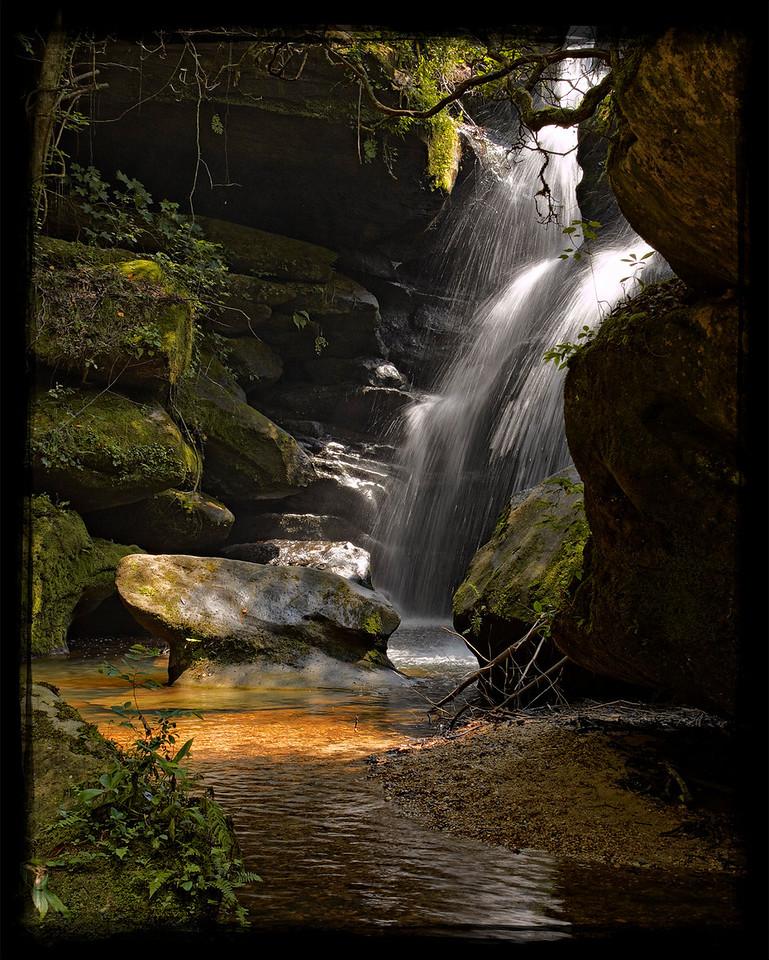Dismals Waterfall