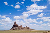 Dramatic sky over New Mexico, USA