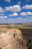 View from Sky City, the Acoma Pueblo, New Mexico, USA