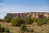 Sky City - The Acoma Pueblo built on top of a sandstone mesa in New Mexico, USA
