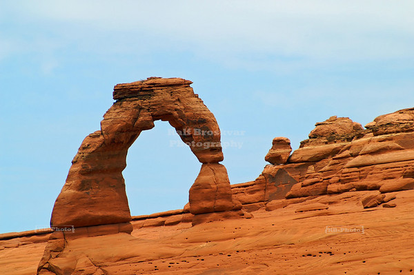Delicate Arch - Arches National Park, Utah, USA