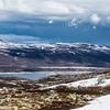 A stop at Hardangervidda