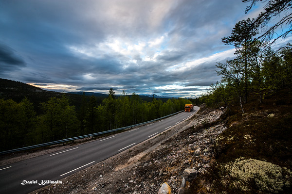 A stop on the road to Elverum