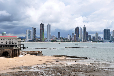 Casco Viejo - Panama City Skyline 2