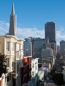 San Francisco - Hill City