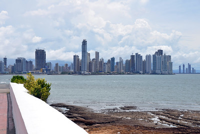 Casco Viejo - Panama City Skyline 1