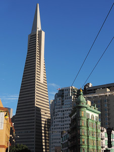 San Francisco - Slender Pyramid