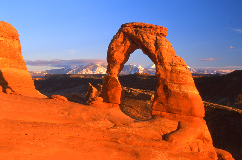 Delicate Arch.   Arches NP, UT<br /> <br /> © Kirk Sagers