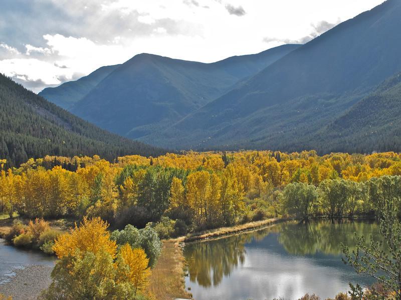 Boulder River, MT