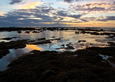 Salt Pond Sunset, Kauai