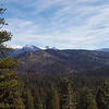 VIew from the Glacier Point road in Yosemite Valley - 25 Oct 2010