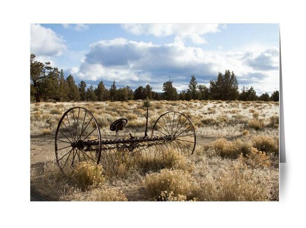 Antique Farm Equuipment