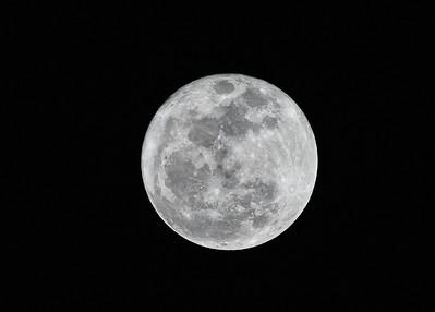 Super Moon 3-19-2011