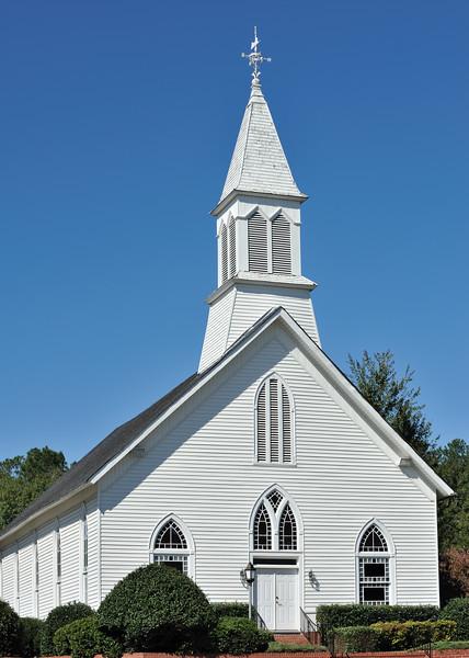 Haralson Baptist Church