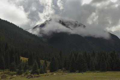 Bear Mountain, above Silverton Colorado.