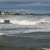Breakers on Rye Beach